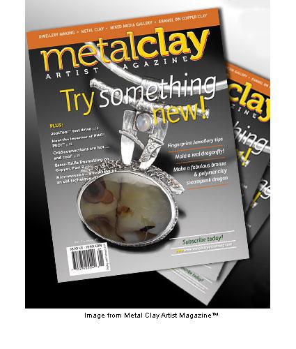 metal clay artist magazine