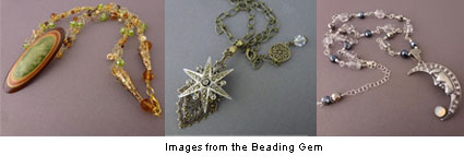 brooches as pendants