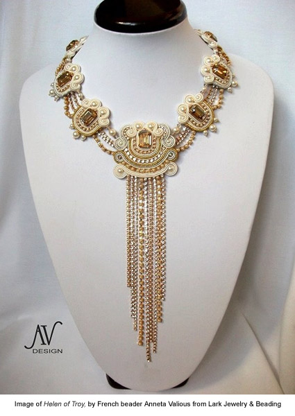 Necklace called Helen of Troy