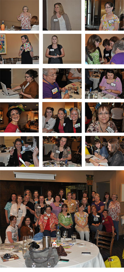 Craft Gossip Fork and Talk participants