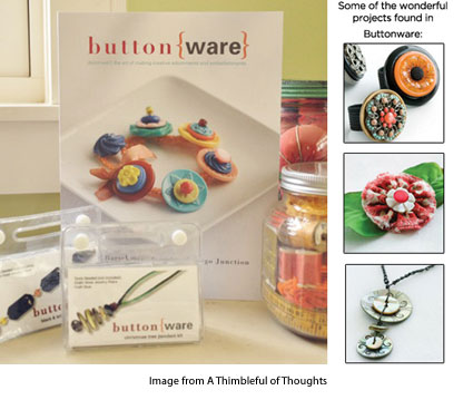 items for giveaway from A Thimbleful of Thoughts