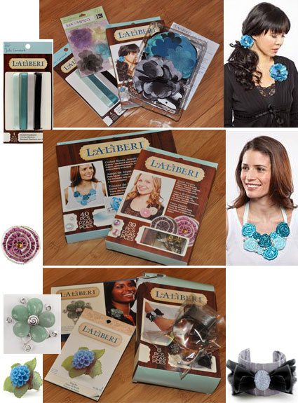 great jewelry making kits from Laliberi