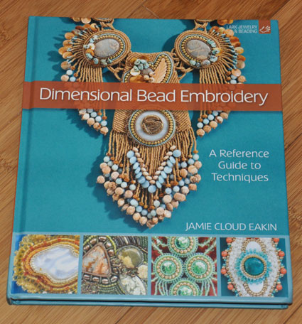 cover art for Dimesional Bead Embroidery