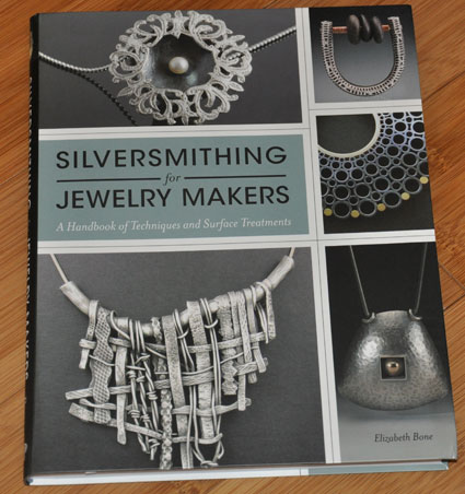cover art of Silversmithing for Jewelry Makers