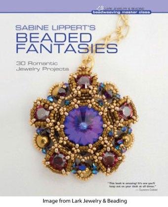 cover art for Sabine Lippert's Beaded Fantasies
