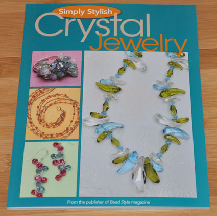 cover art of Simply Stylish Crystal Jewelry