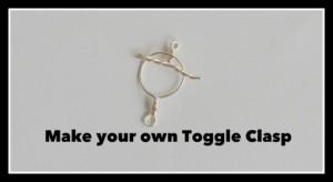 Toggle Clasp Tutorial