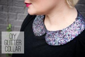 Glitter Collar