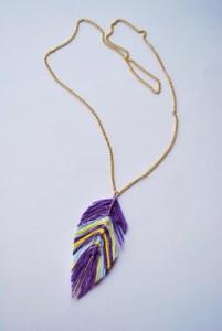 Feather Jewelry