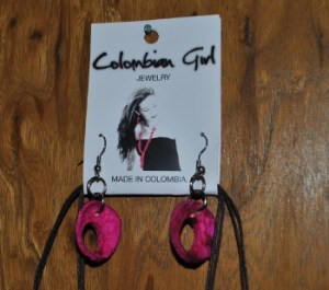 Colombian Girl Jewelry
