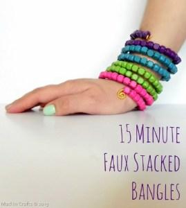 Stack Bangles