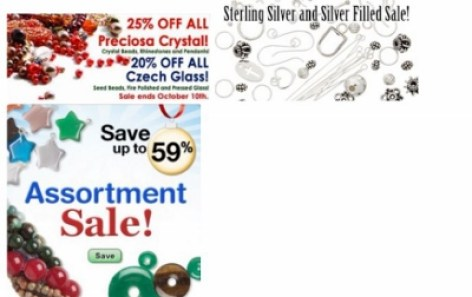 Jewelry Supply Sales