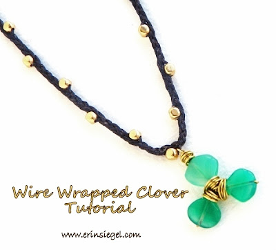 clover necklace2