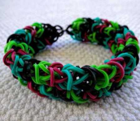 6 Loom Band Tutorials