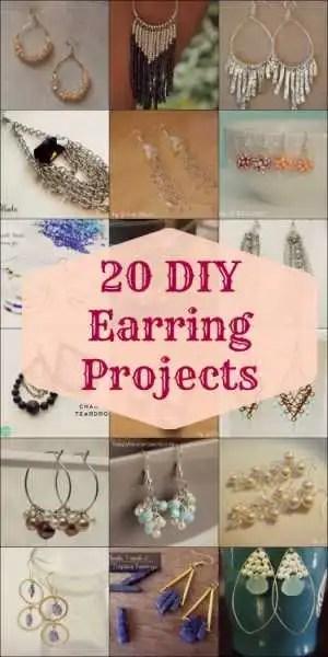DIY Earring Projects