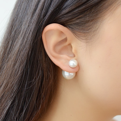 Wander_and_Hunt_DIY_kit_ pearl earrings
