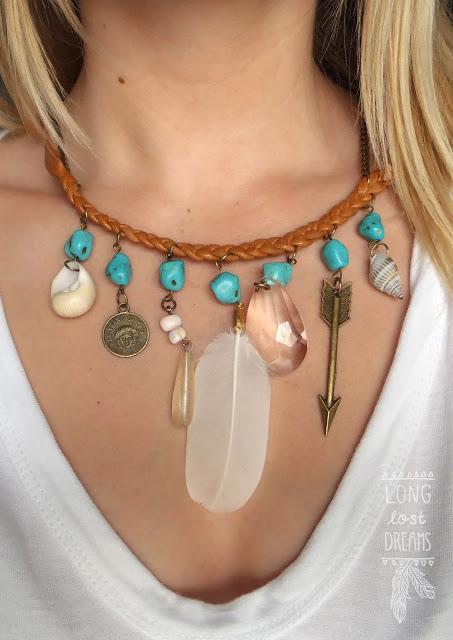 DIY – Upcycled Holiday Bracelet