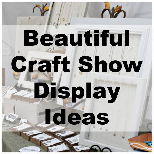 Easy Craft Fair Ideas