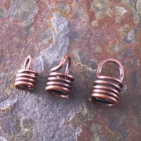 Make Your Own Coil Crimp Ends