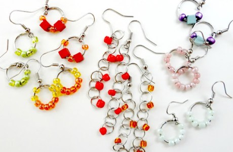 Easy Beaded Earrings – Perfect For Beginners