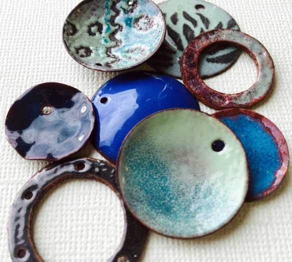 Have You Tried Torch Fired Enamels?