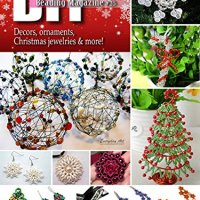 Book Review  - DIY Christmas Beading Magazine