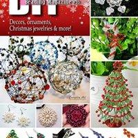 Book Review  - DIY Christmas Beading Magazine