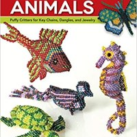 Book Review - Beaded Wild Animals