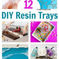 How To Make A Resin Rolling Tray