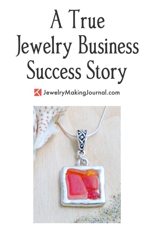 Jannea Varni Jewelry Business Success Story Jewelry Making Journal