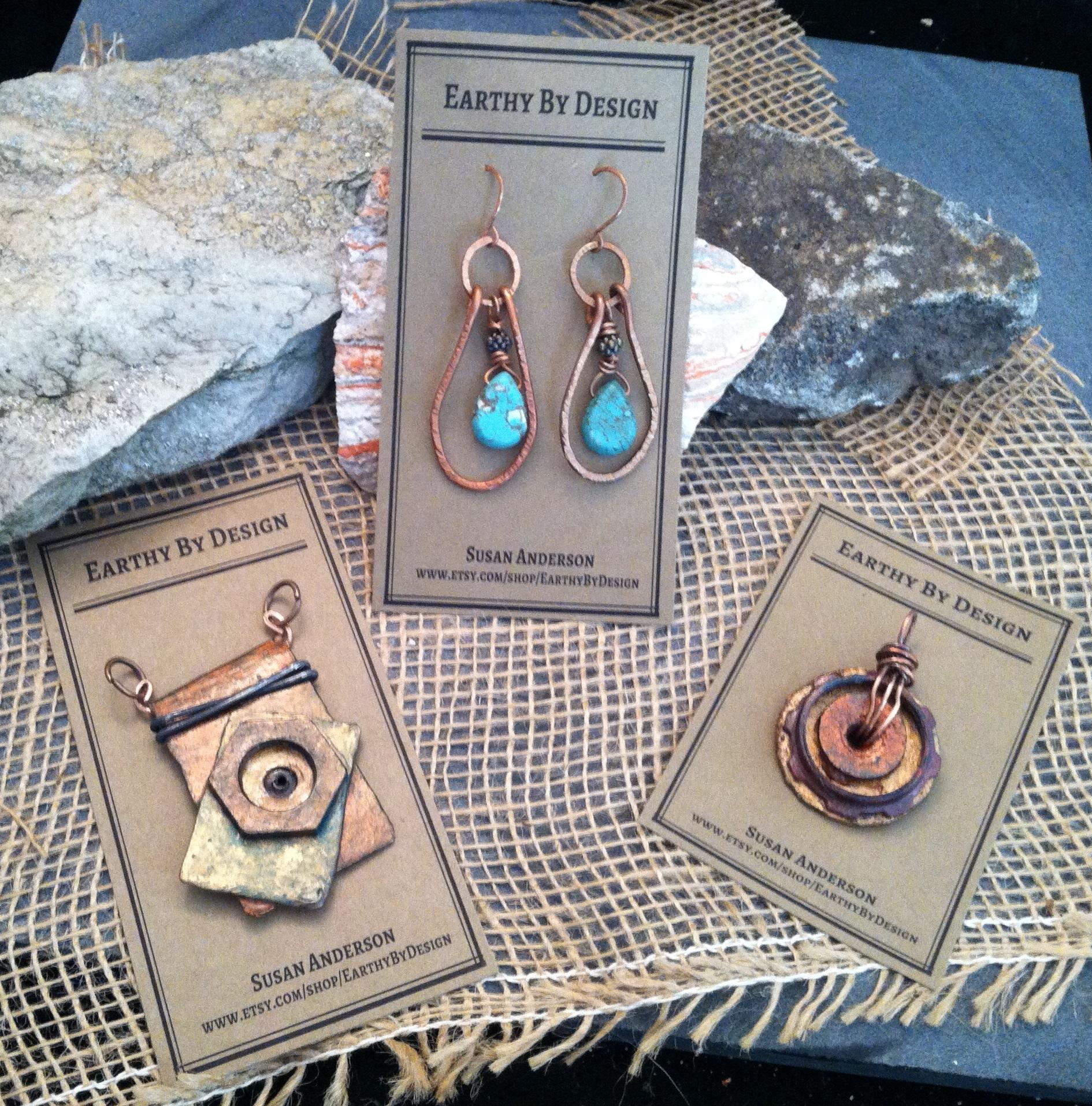 Earring Cards Custom