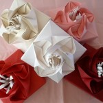 Origami Rose Boxes For Jewelry Jewelry Making Journal