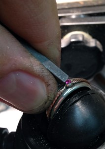 Setting on a Bead (12)