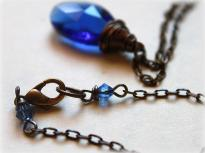 Crystal Glass Necklaces