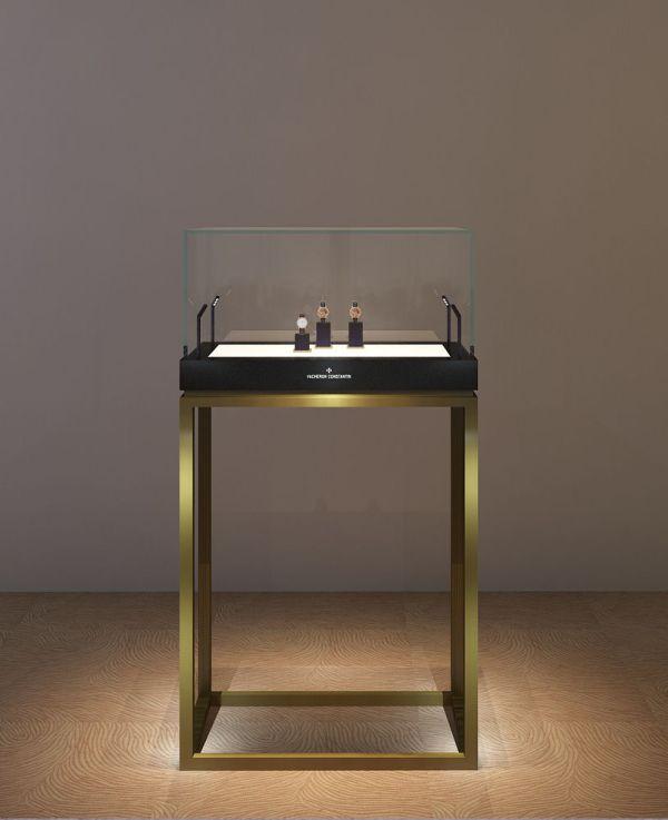 Luxury Watch Store Display Showcase Jewelry Depot