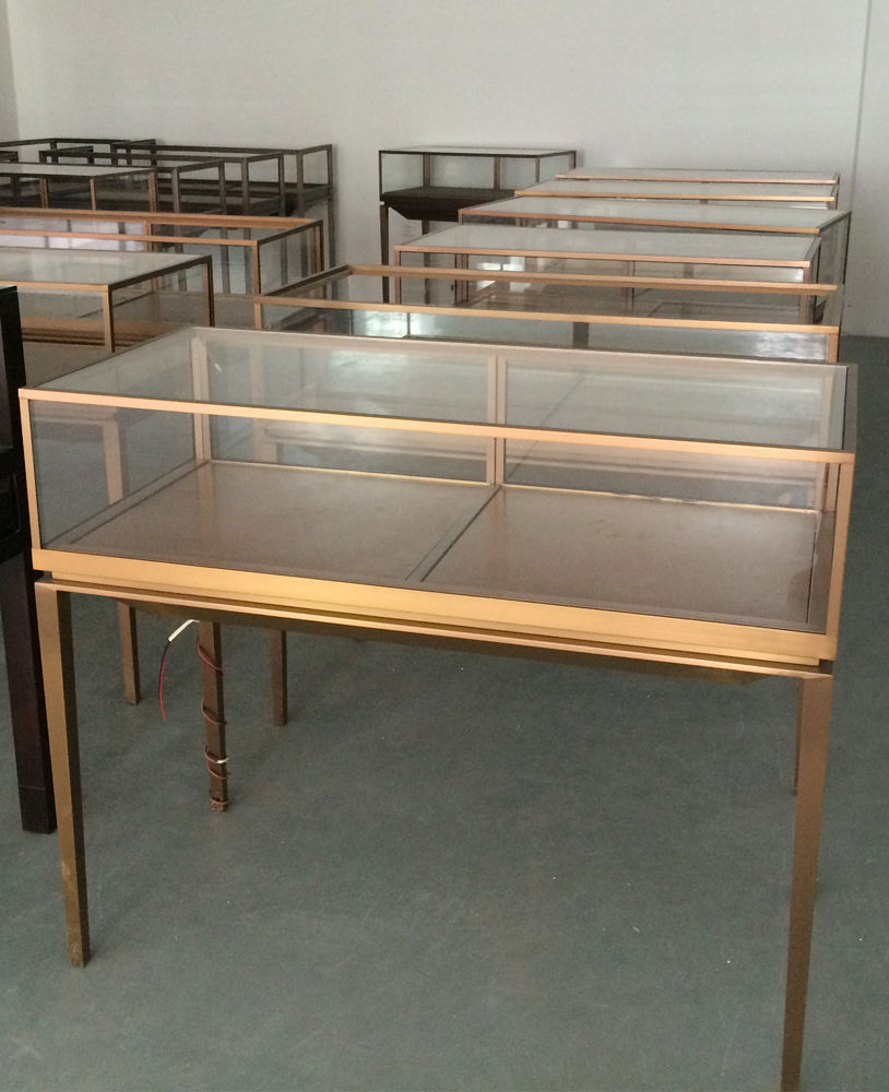 Jewelry Showcases For Sale : jewelry, showcases, Luxury, Glass, Jewelry, Store, Showcases, Showcase, Depot