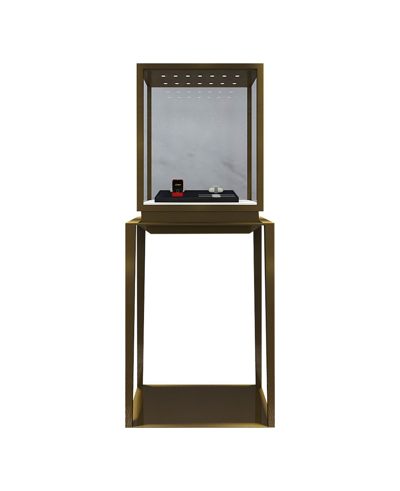 Jewelry Showcases For Sale : jewelry, showcases, Jewelry, Store, Display, Cases, Showcase, Depot