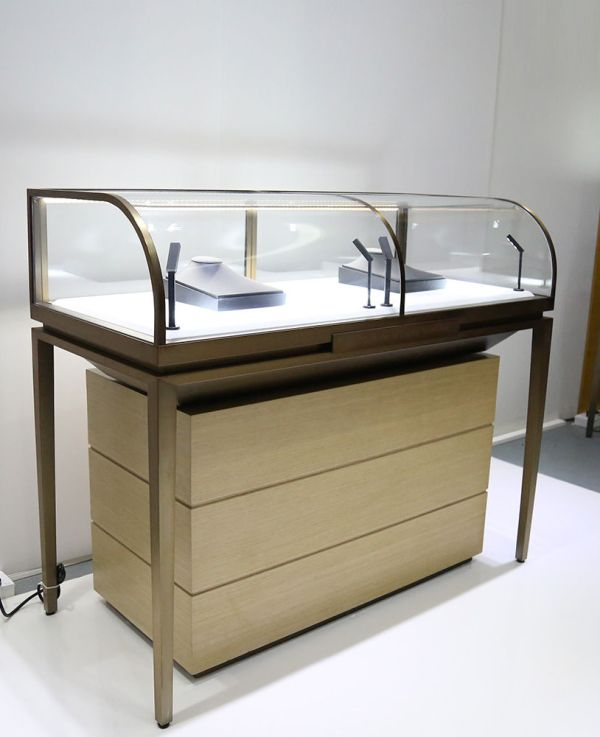 High End Jewelry Store Display Showcase Deign Depot