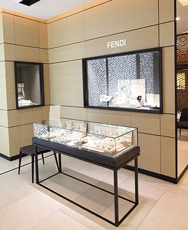 Gemstone Jewelry Store Kiosk - Year of Clean Water