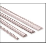 half round wire is available in several different sizes and materials