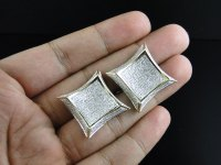 Real Diamond Mens Earrings Real Diamond Stud Earrings For