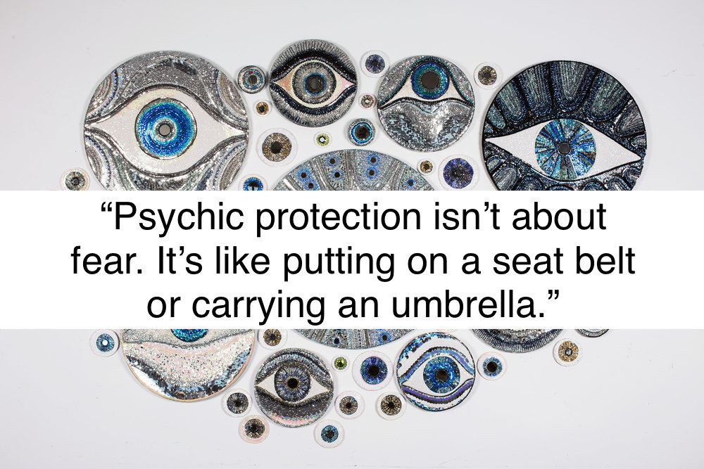 psychic protection, shielding, defensive magic