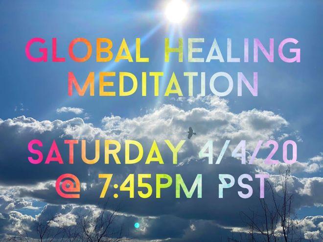 global healing, meditation, sonic healing, sound healing, vibrational medicine, reiki, energy healing