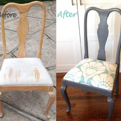 Reupholstering A Chair Navy Velvet Side Upholstering Chairs From Fabric To Finish Jewels At Home Queen Anne Before After
