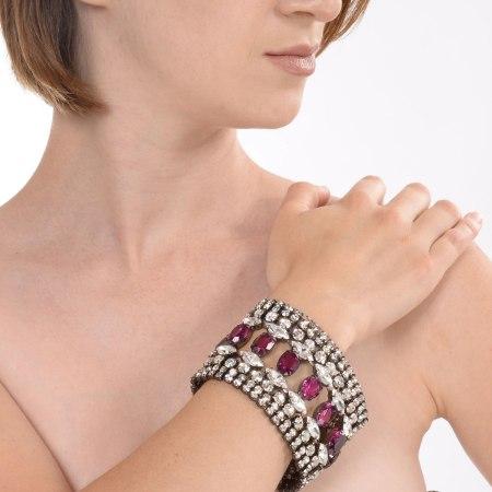 Alan Anderson Flex Bracelet Amethyst