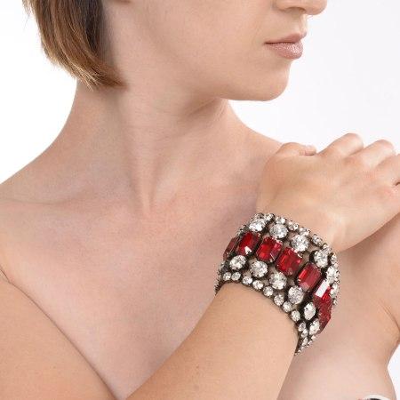 Alan Anderson Flex Bracelet Ruby