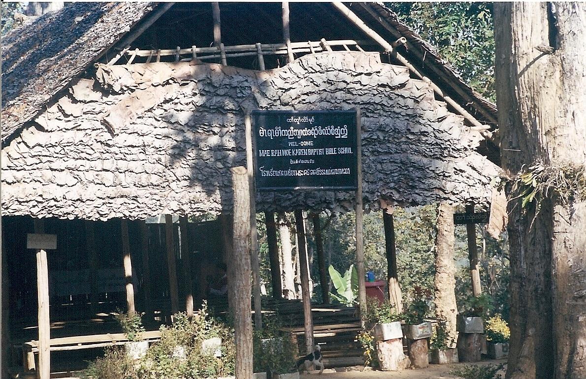 Mae Ra Mo Bible School