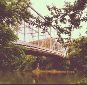Singing Bridge, Frankfort KY
