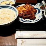 牛タンの「ねぎし」の昼定食