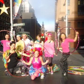 World Hoop Day 2012